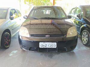 Ford Fiesta 1.0 Personnalité 8V Preto 2003