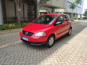 Volkswagen Fox 1.0 City Vermelho 2008