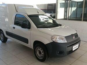 Fiat Fiorino 1.4 Furgão Hard Working 8V Branco 2020