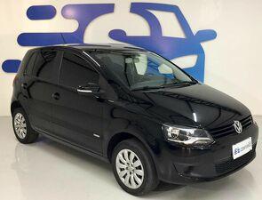Volkswagen Fox 1.6 Preto 2014