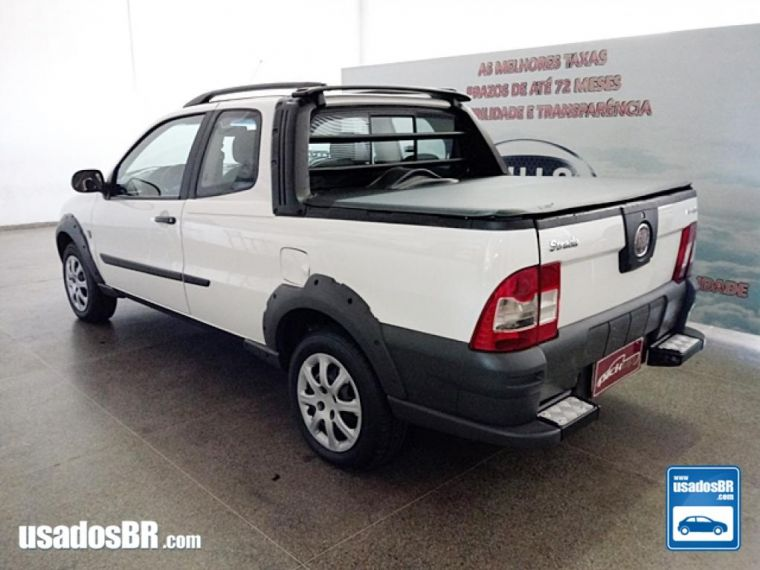 FIAT STRADA CD 1.4 WORKING