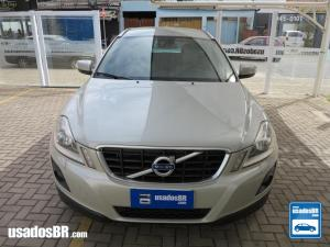 VOLVO XC60 3.0 DYNAMIC AWD TURBO Cinza 2010