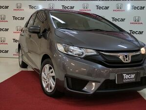Honda FIT 1.5 DX Cinza 2017