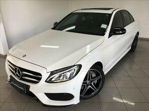 Mercedes-benz C 300 2.0 CGI Sport Branco 2017