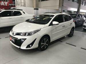 Toyota Yaris 1.5 XLS Multidrive Branco 2019