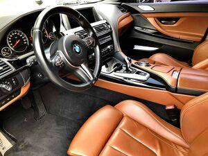 BMW M6 4.4 Gran V8 8