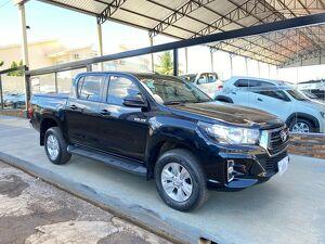Toyota Hilux 2.8 SR Preto 2019