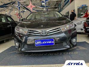 Toyota Corolla 2.0 Altis Preto 2015