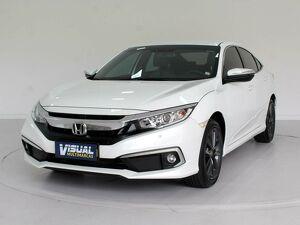 Honda Civic 2.0 EXL Branco 2020