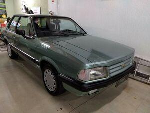 Ford Del Rey 1.6 GL Verde 1989