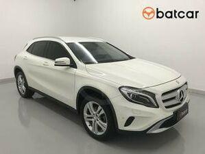 Mercedes-benz GLA 200 1.6 CGI Advance Branco 2016