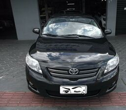 Toyota Corolla 1.8 XLI Preto 2009