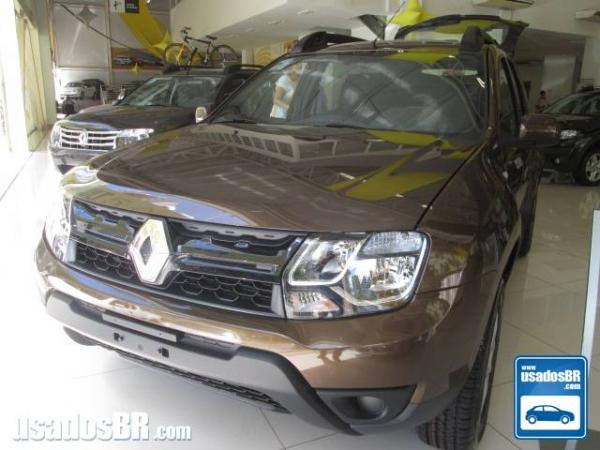 RENAULT DUSTER 1.6 16V Marron 2018