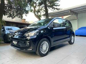 VOLKSWAGEN UP 1.0 TSI MOVE Preto 2017