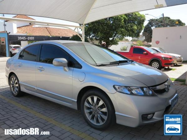Foto do veiculo HONDA CIVIC 1.8 LXL Prata 2011