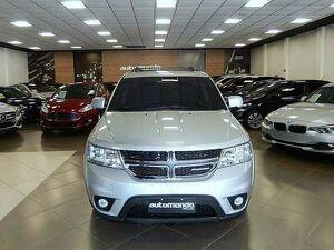 Dodge Journey 3.6 SXT Prata 2012