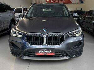 BMW X1 2.0 20I GP Sdrive Turbo Cinza 2020