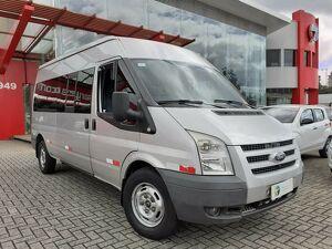 Ford Transit 2.4 Van Prata 2011