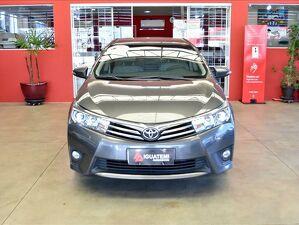 Toyota Corolla 2.0 Altis Cinza 2016