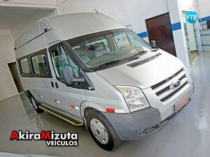 Ford Transit 2.4 Van Cinza 2011
