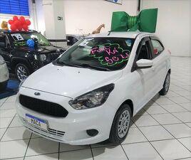 Ford KA 1.0 SE 12V Branco 2016
