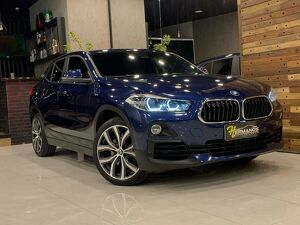 BMW X2 2.0 Turbo Sdrive20I GP Azul 2019