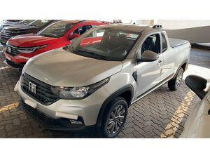 Fiat Strada CS 1.3 Freedom Preto 2021