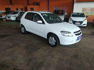 Chevrolet Celta 1.0 LT 8V Branco 2012