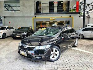 Honda Civic 1.8 LXS Preto 2011