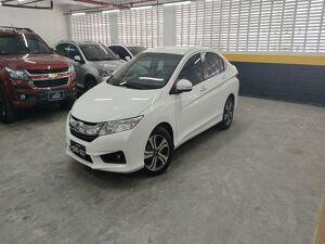 Honda City 1.5 EXL Branco 2016