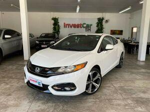 Honda Civic 2.4 SI Branco 2015