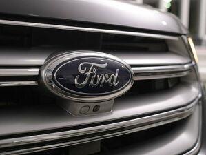 Ford Edge 3.5 Titanium AWD V6 Preto 2017