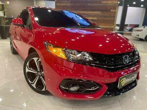 Honda Civic 2.4 SI Vermelho 2015