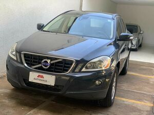 VOLVO XC60 3.0 T6 TOP AWD TURBO Cinza 2010