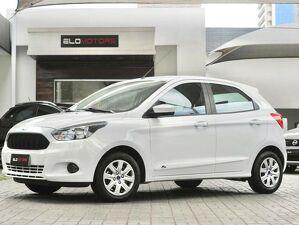 Ford KA 1.0 SE 12V Branco 2018