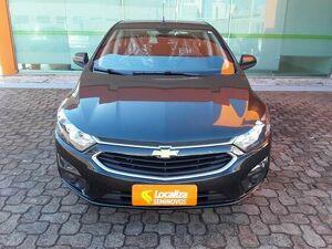 Chevrolet Onix 1.0 LT 8V Cinza 2019