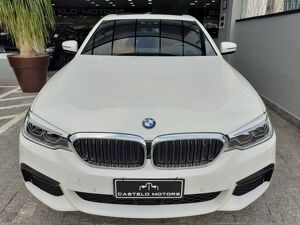 BMW 540i 3.0 M Sport Turbo Branco 2019