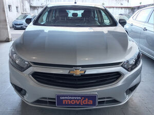 Chevrolet Joy 1.0 SPE4 Plus Prata 2020