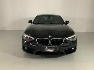 BMW 120i 2.0 16V Preto 2019