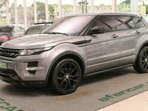 Land Rover Range Rover Evoque 2.0 HSE Dynamic Cinza 2015