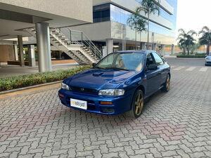 Subaru Impreza 2.0 4X4 Azul 2000