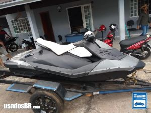 Sea Doo Jet-Ski Spark 2 Up 90-Hp Preto 2014