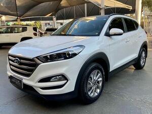 Hyundai Tucson 1.6 GLS Branco 2018