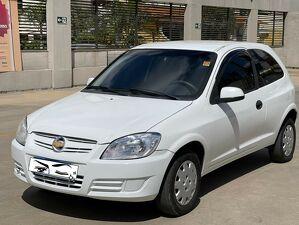 Chevrolet Celta 1.0 LS 8V Branco 2012