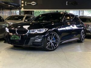 BMW 330i 2.0 Turbo M Sport Preto 2019