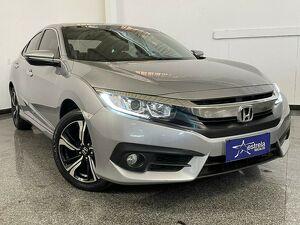 Honda Civic 2.0 EXL Prata 2017