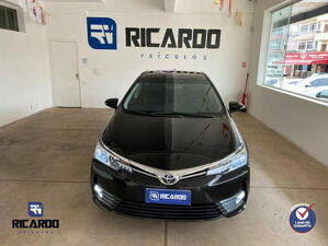 Toyota Corolla 2.0 XEI Preto 2019