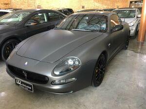 Maserati Coupé 4.2 Cambiocorsa Cinza 2003