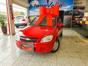 Chevrolet Celta 1.0 LT 8V Vermelho 2013