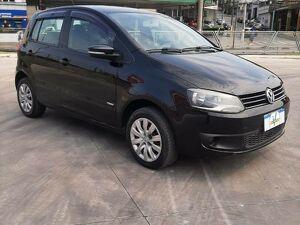 Volkswagen Fox 1.6 Preto 2012